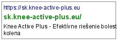 https://sk.knee-active-plus.eu/